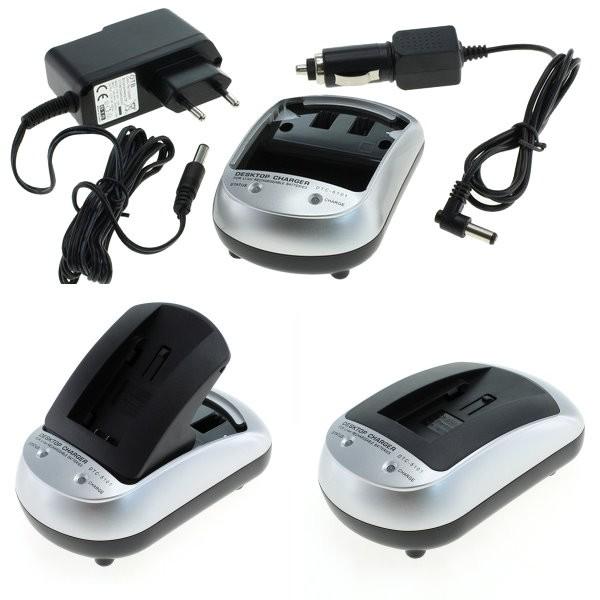 Cargador de batería p. Minolta Dynax 500si